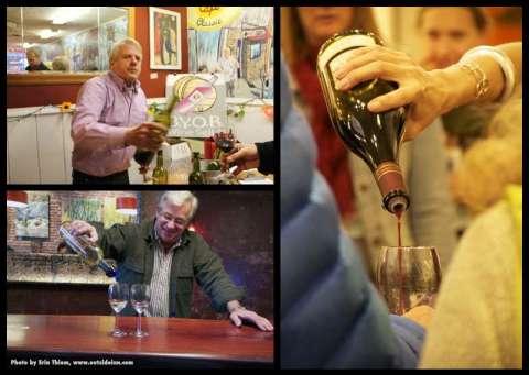 BYOB, Nevada City Winery and Szabo Vineyards