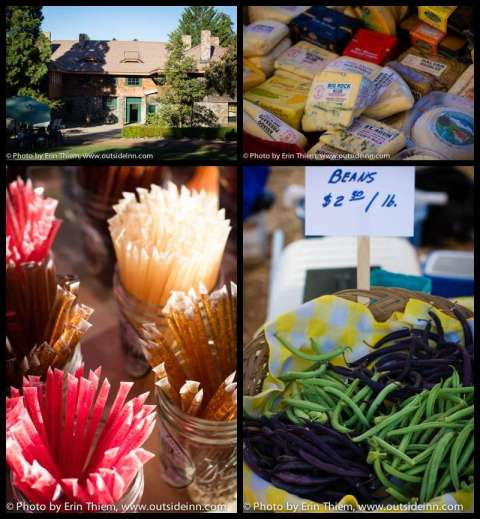 North Star House hosts Nevada County Growers Market