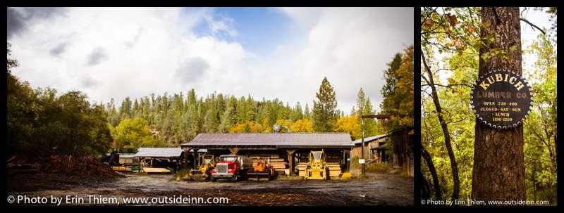 Kubich Lumber, Grass Valley