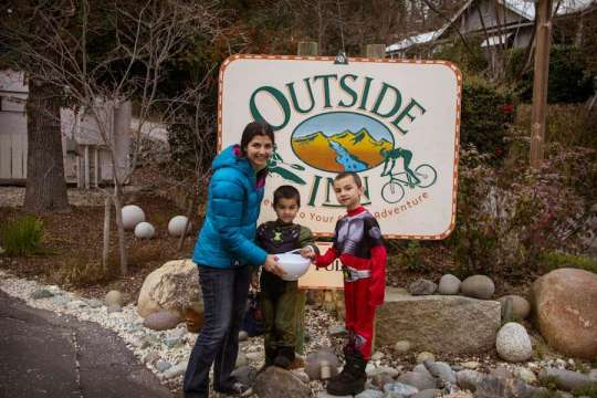Outside Inn Ultimate Nevada City Giveaway