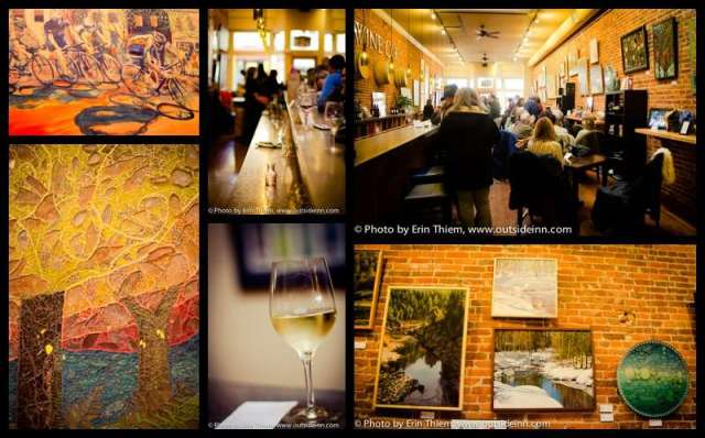 ASiF showcasing artwork at GV Wine Company
