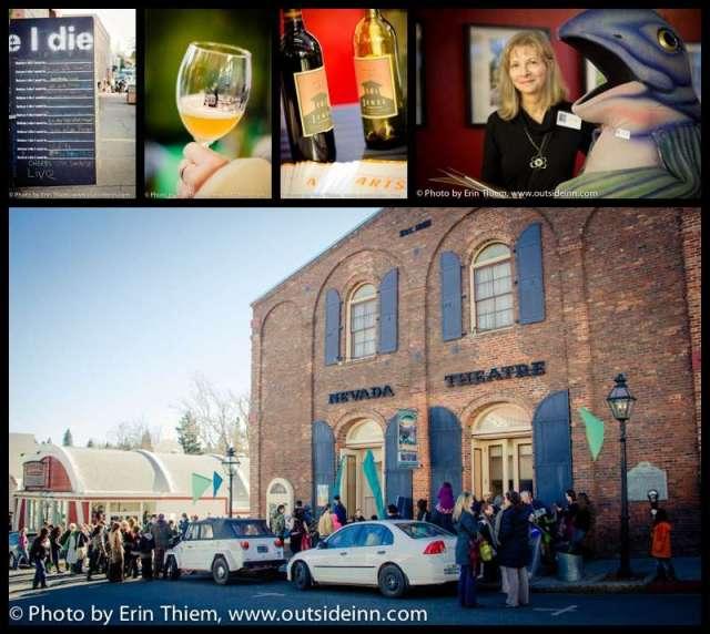 Wild and Scenic Film Festival, Flo, Roseanne Burke, Wine Stroll