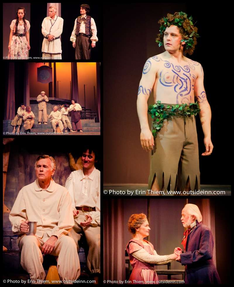 Sierra Stages production A Midsummer's Night Dream, Nevada Theatre