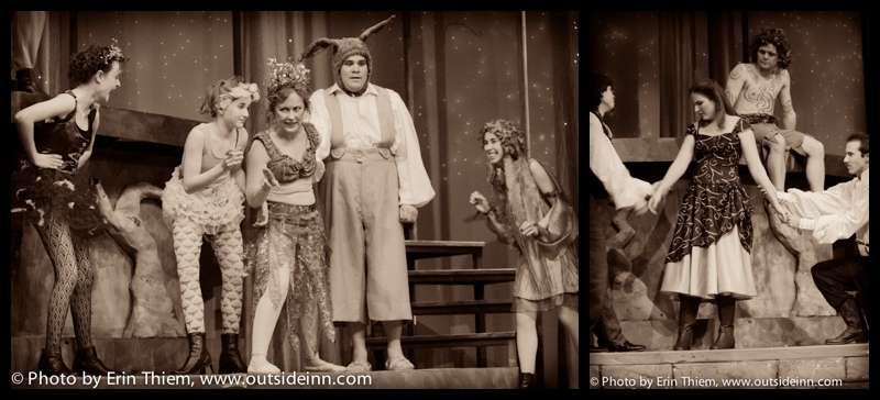 Nevada Theatre, A Midsummer's Night Dream, Sierra Stages