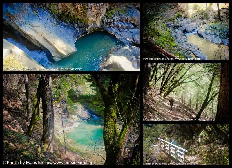 Things to Do: Nevada City Hiking Humbug Creek