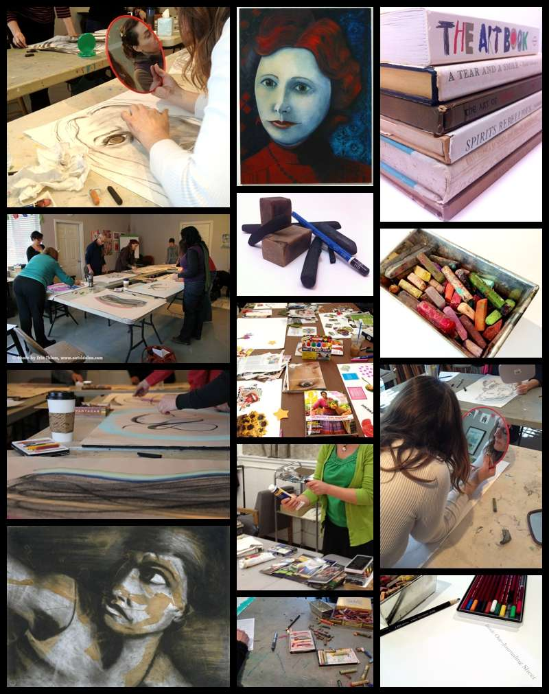 Creative Art Classes in Grass Valley