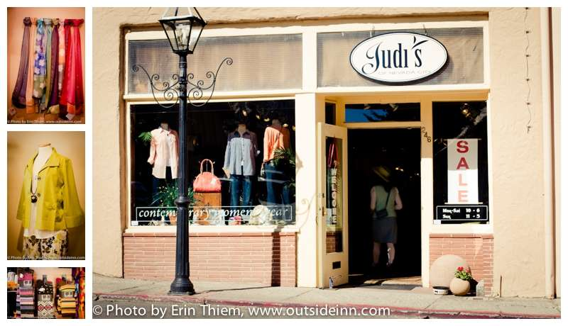 Nevada City Clothing, Judi's