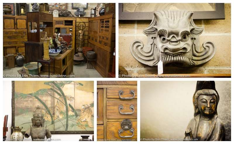 Nevada City Antiques, Kodo Arts