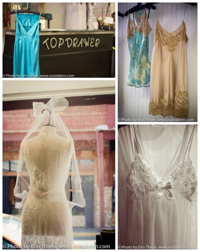 Grass Valley Lingerie Store Top Drawer