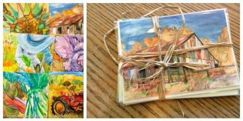 Kath Schad Studio Art cards