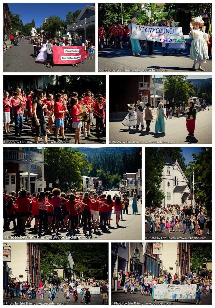 Nevada City Childrens Storybook Parade