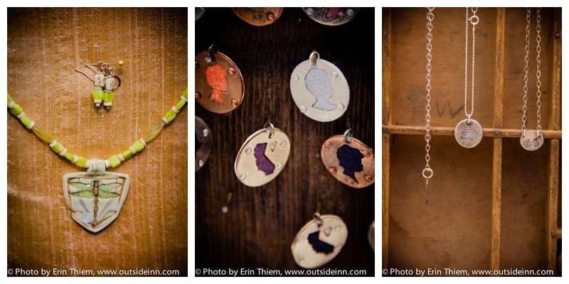 Sierra Festival of Arts jewelry, Grass Valley