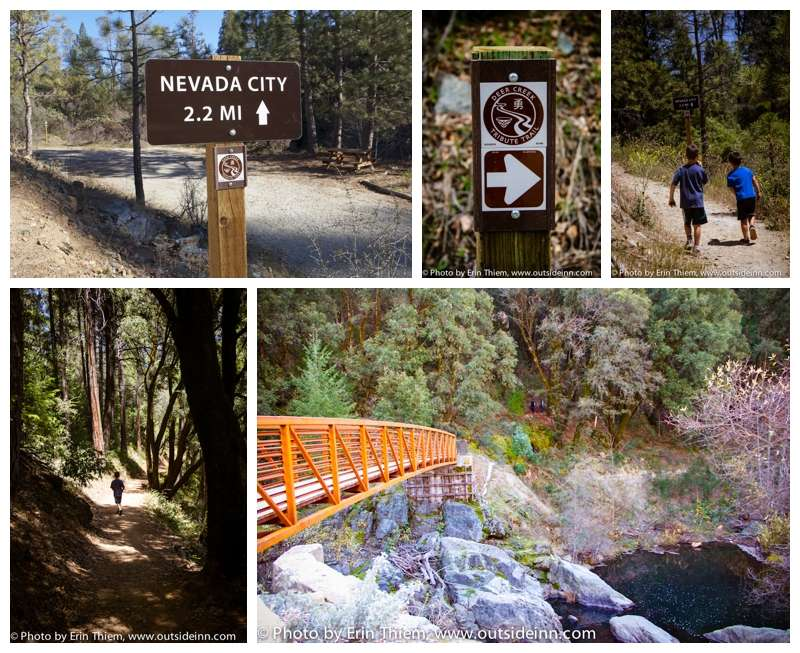 Deer Creek Tribute Trail, Bear Yuba Land Trust