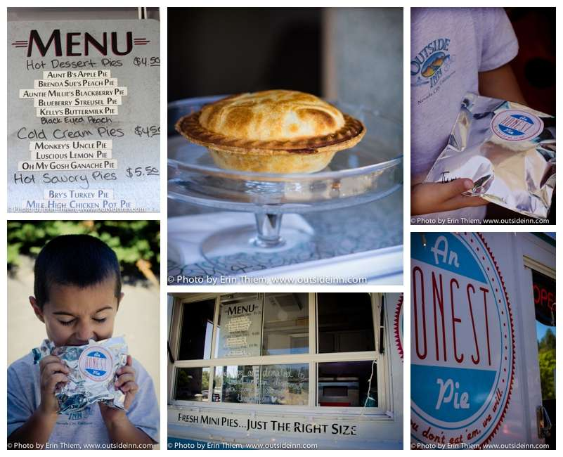 Nevada City Food Truck, An Honest Pie