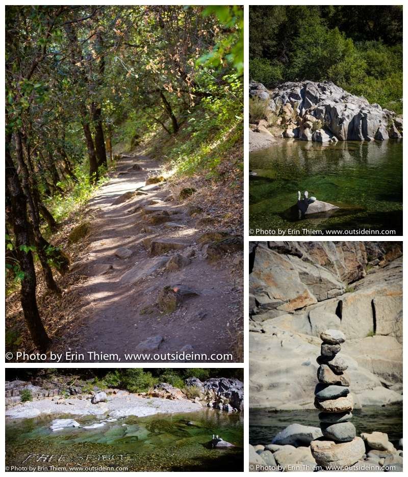 Things to do outdoors, Nevada City's South Yuba River