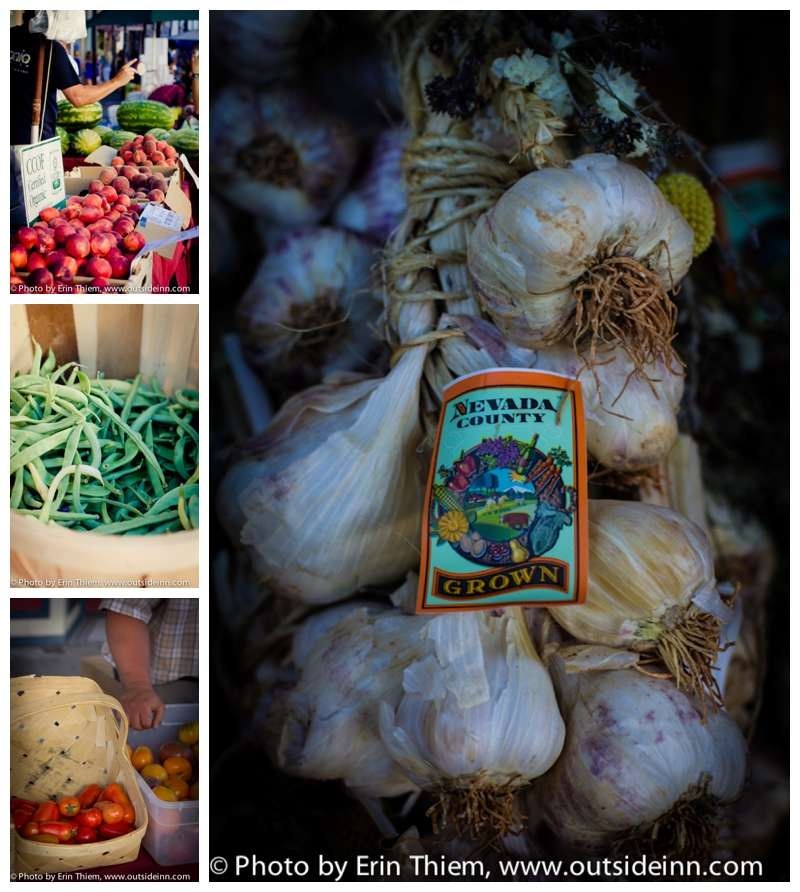 Nevada County Grown Garlic by Dinner Bell Farm