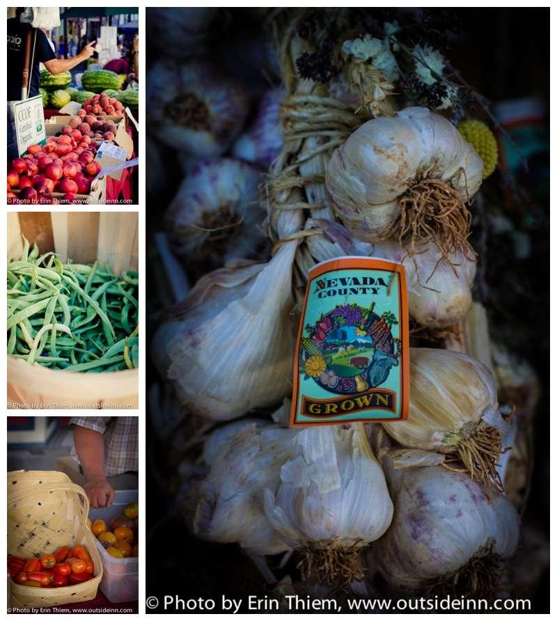 Nevada County Grown Garlic by Dinner Bell Farm