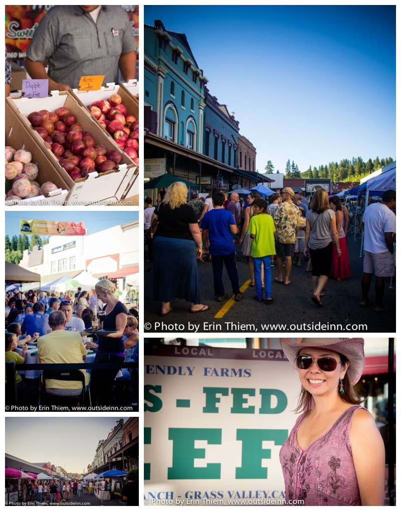 Family Friendly Farms, Grass Valley Thursday Market