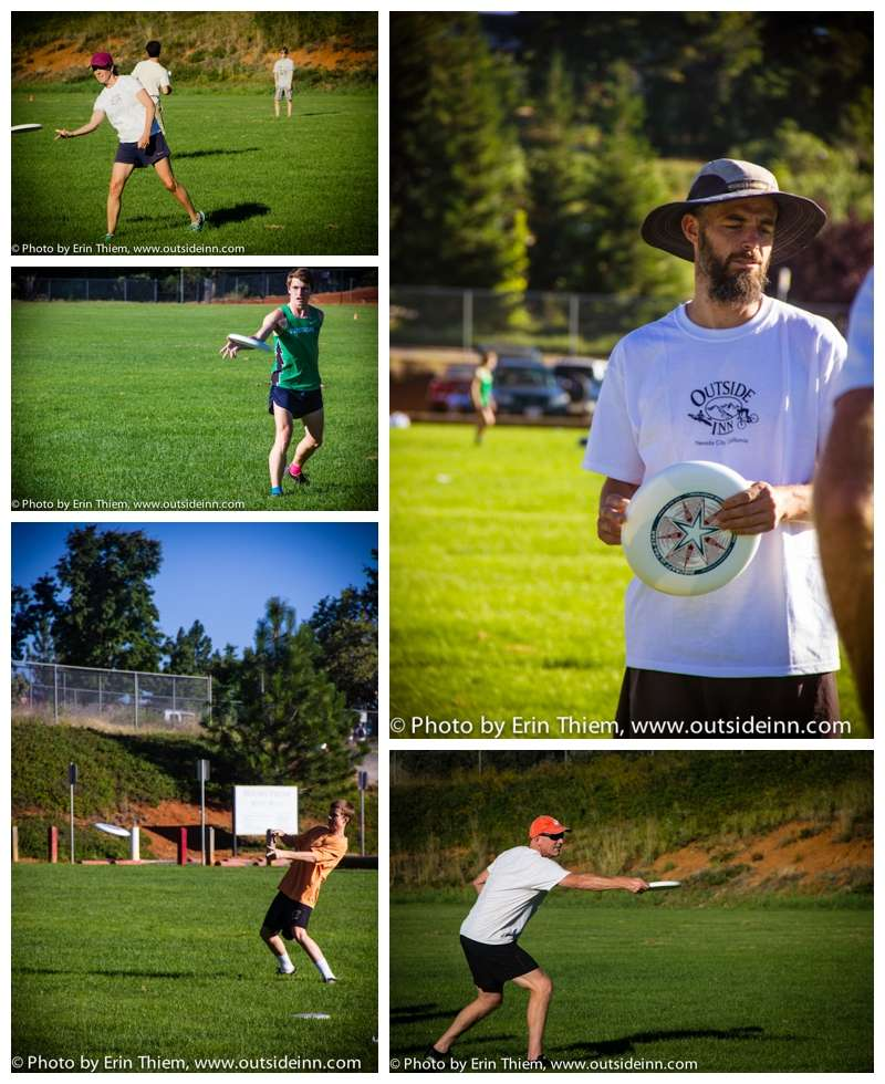 Nevada County Ultimate Frisbee
