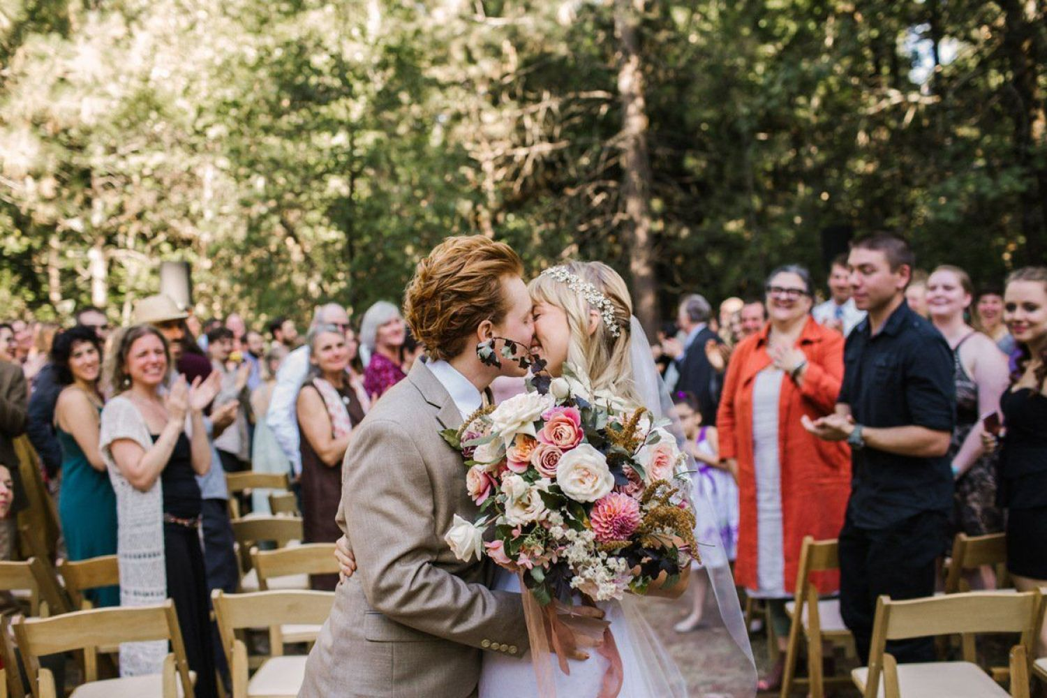 Nevada County Wedding