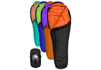 10 Best Sleeping Bags Review in 2020