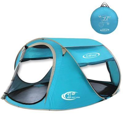 10 Best Pop Up Camping Tents Review In 2020 Outsidekit