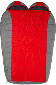 TETON Sports Tracker Ultralight Double Sleeping Bag