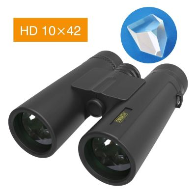 10x42 Compact Binoculars for Adults and Kids
