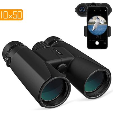 APEMAN 10X50 HD Binoculars for Adults