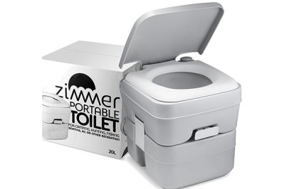 10 Best Portable Camping Toilets Review in 2019