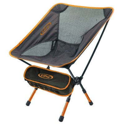 G4Free Lightweight Portable Camping Chairs Folding Outdoor Backpacking Chair