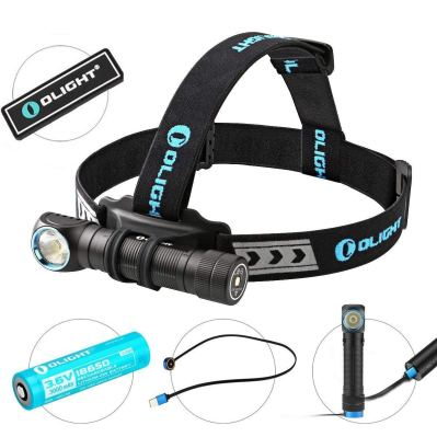OLIGHT Bundle H2R Cree LED 2300