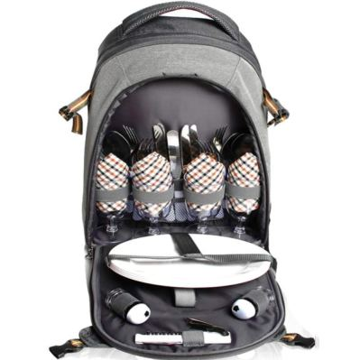 Scuddles 4 Person Picnic Backpack