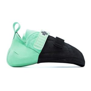 So iLL Street LV Half & Half Climbing Shoe Black and Teal