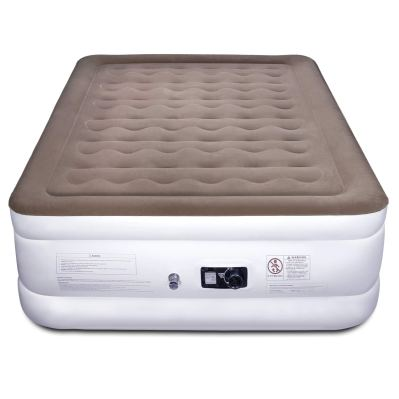 Etekcity Air Mattress Upgraded Queen Size Inflatable Airbed Blow Up Air Bed Raised Mattress