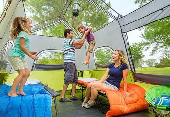 11 Best Family Tents of 2020 For Your Camping