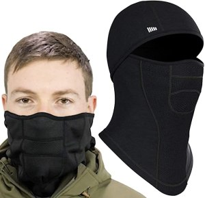 Self Pro Balaclava Face Mask Ultimate Protection from Dust