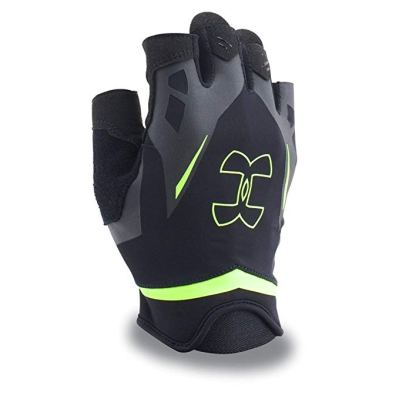 Under Armour Mens Flux Half-Finger Training Gloves
