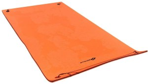 Goplus Floating Water Pad Mat