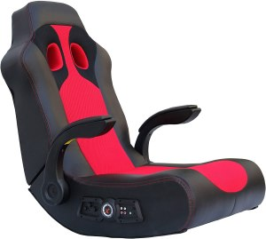 Ace Bayou X Rocker Vibe 2.1 Gaming Floor Chair