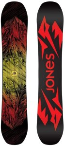 Jones - Mens Mountain Twin Snowboard 2019