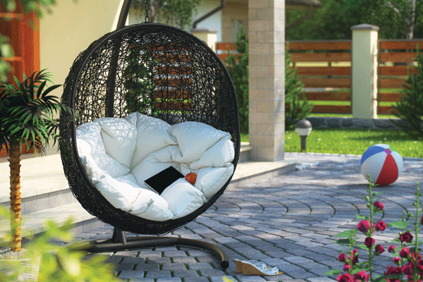 Modway Hanging Egg Chair