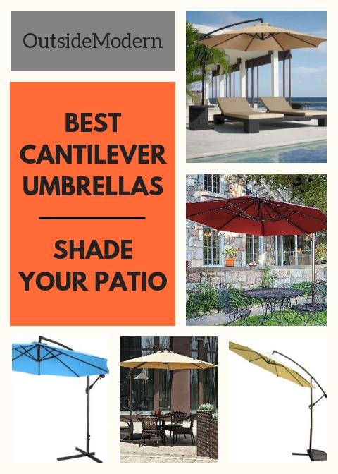Best Cantilever Umbrellas