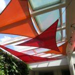 Windscreen4Less Shade Sail