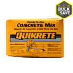 Quickete Concrete Mix