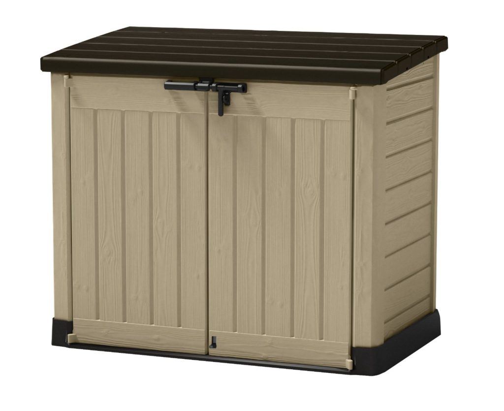 Keter Store-It-Out MAX Outdoor Resin Storage Shed