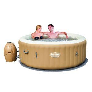 The SaluSpa Palm Springs Inflatable Hot Tub