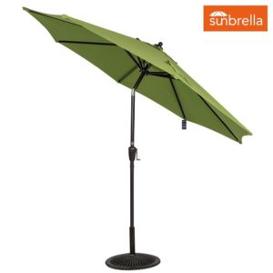 Sundale 9' Sunbrella Patio Umbrella