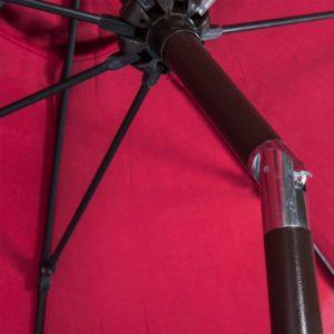Wind Resistant Fiberglass Ribs