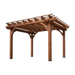 Wooden Pergola by Backyard Discovery